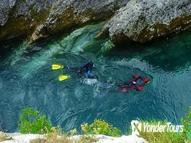 Soca River Snorkeling Activity from Bovec