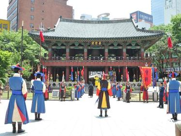 Soul of Seoul Small-Group Walking Tour