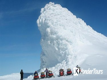 South Coast Private Tour from Reykjavik with 1 hour of Snowmobiling on a Glacier