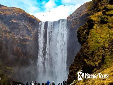 South Iceland, Waterfalls & Glacier Hiking Small Group Adventure