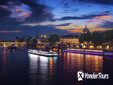 Sparkling Cruise along the Seine River in Paris