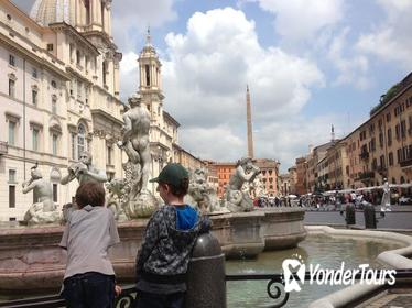 Special Private Tour for Kids: Highlights of Rome and Hidden Treasures