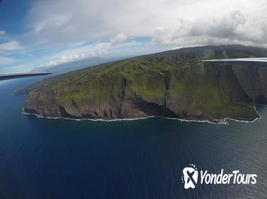 Splendorous Sea Cliffs of Molokai Air Tour - Kapalua Departure