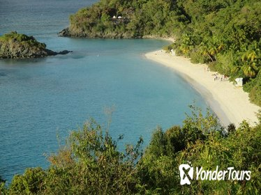 St John Island and Trunk Bay Beach Tour