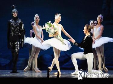 St Petersburg Private Theater Tour and Russian Classical Ballet Evening Performance