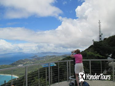 St Thomas Island Tour: Mountain Top and St. Peter's Great House