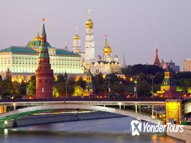 St. Petersburg and Moscow 5-Day Tour