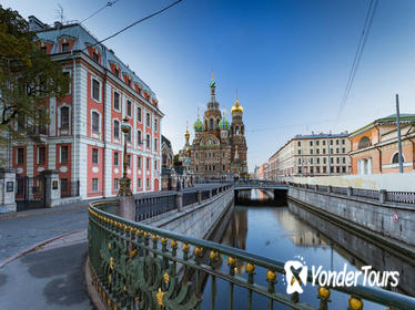 St. Petersburg Shore Excursion: One Day Highlights Tour