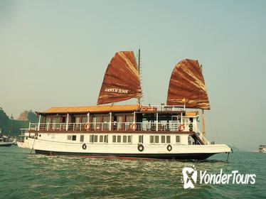 Standard Cruise on Halong and Bai Tu Long Bay for 2-Days