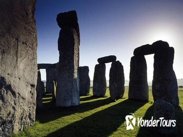 Stonehenge Winter Solstice tour from Bath