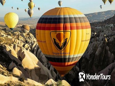 Sunrise Hot Air Balloon Ride in Cappadocia