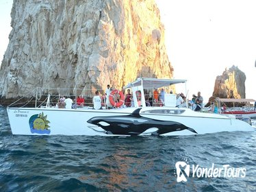 Sunset Cruise from Cabo San Lucas