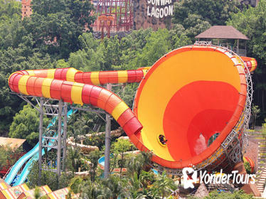 Sunway Lagoon Admission Ticket with Transfer from Kuala Lumpur