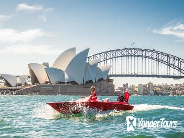 Sydney Harbour Tag-Along Motor Boat Tour