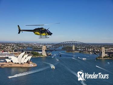 Sydney Helicopter Tour: Super Saver Scenic Flight