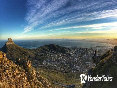 Table Mountain Half Day Hike: India Venster Trail