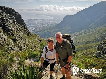 Table Mountain Half Day Hike: Platteklip Gorge