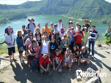Tagaytay and Taal Volcano Day Trip from Manila