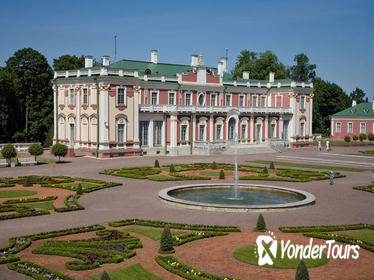 Tallinn Art Tour: Kadriorg Park and Palace