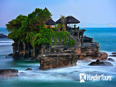 Tanah Lot Temple Admission Ticket with Hotel Delivery