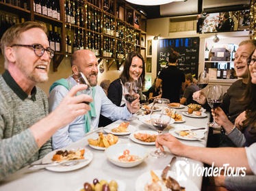 Tapas and History of Barcelona Evening Tour