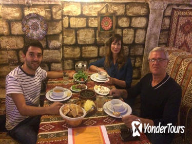 Taste of Azerbaijan: Ultimate Cuisine Tour with Snacks and Dinner