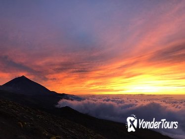 Teide National Park on Sunset Guided Tour