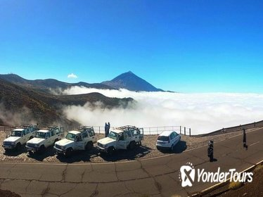Teide-Masca Full-Day 4WD Guided Tour from Puerto de la Cruz