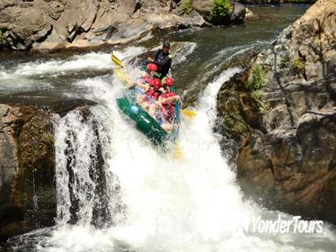 Tenorio White Water Rafting from Guanacaste