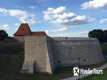 The Artillery Bastion of Vilnius Defensive Wall Entrance Ticket