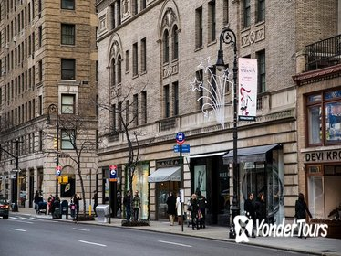 The Madison Avenue Luxury Shopping Experience