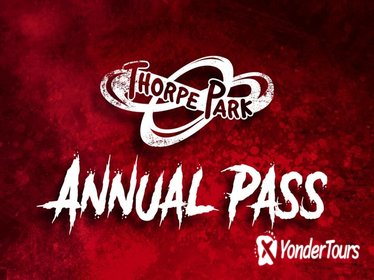 THORPE PARK Annual Pass