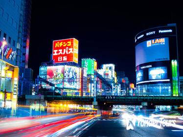Tokyo Night Photography Tour