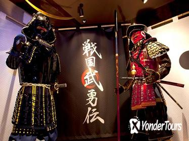 Tokyo Robot Cabaret Show Including Dinner at Samurai Themed Restaurant