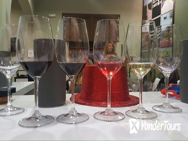 Toledo Wine Show in Historical Center