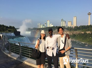 Toronto to Niagara Falls Day Trip by Train