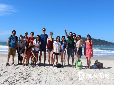 Tour to the South Beaches of Florianópolis
