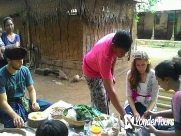 Traditional Balinese Cooking Class with Tanah Lot Temple Tour