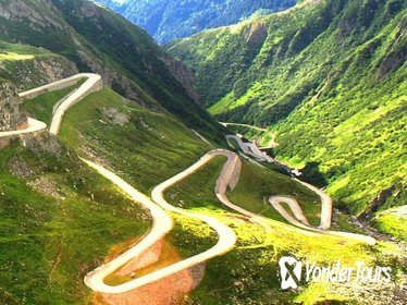 Transfagarasan Highway and Curtea de Arges Tour from Bucharest