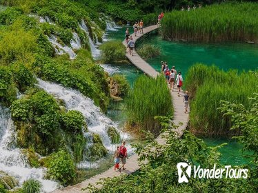 Transfer from Dubrovnik to Plitvice Lakes