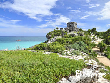Tulum Ruins Private Day Trip from Cancun