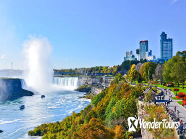 Two Day Combo: Niagara Falls and Washington DC from New York