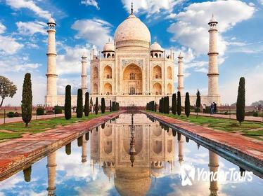 Two Full-Day Tours of Delhi And Agra With Taj Mahal and Qutub Minar