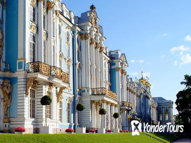Two Half-Day Shore Excursions in St Petersburg - Accessible Visa-Free Tour