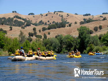 Two-Day Whitewater Rafting trip on the South Fork American River