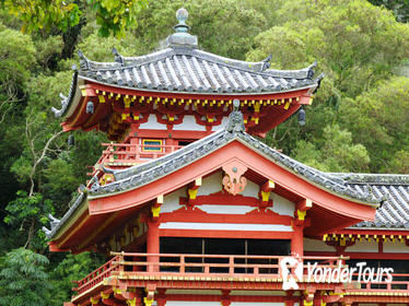Uji Walking Tour with Tea Ceremony from Kyoto
