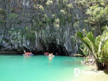 Underground River Day tour