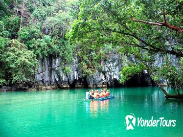 Underground River Tour, Including Lunch from Puerto Princesa