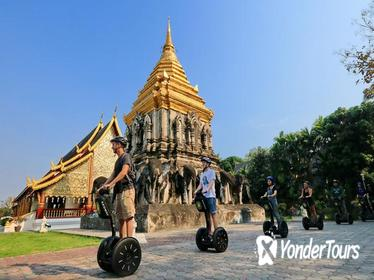 Unique Old Chiang Mai City Tour by Segway