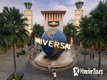 Universal Studios Singapore Admission Ticket